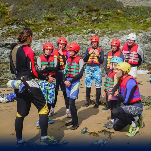 Anglesey Outdoors Assistant Instructors Scheme 2018