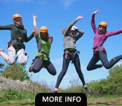 Outdoor Activity Adventure in Anglesey, North Wales