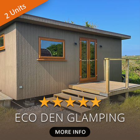 Eco Den Glamping Accommodation