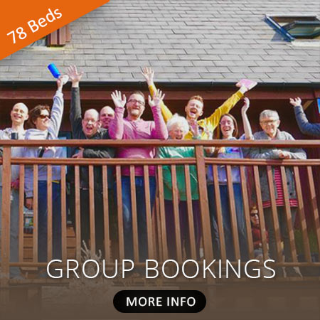 Group Booking Accommodation