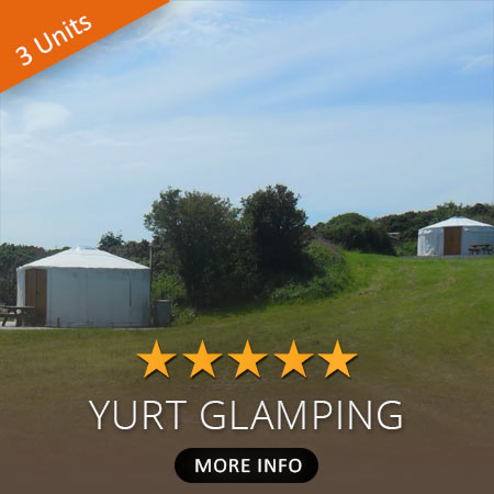 Yurt Glamping Accommodation