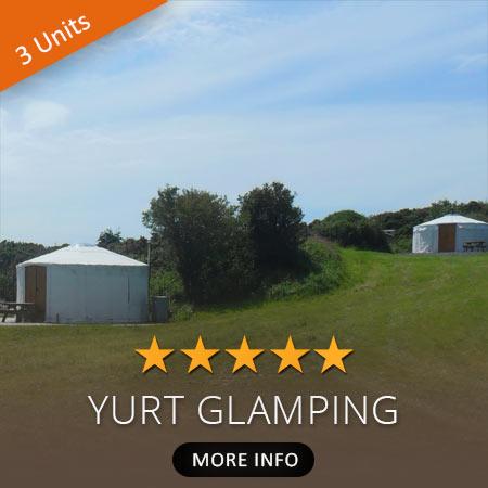 Yurt Glamping Accommodation